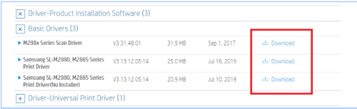 Ways To Download, Install, & Update Samsung Printer Driver On Windows