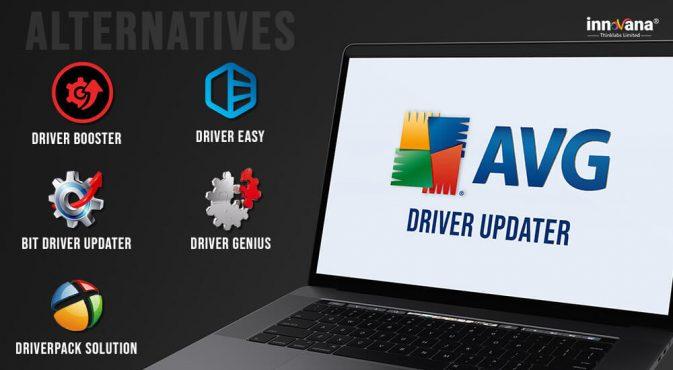 Best AVG Driver Updater Alternatives