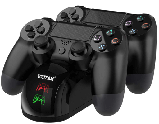 Charge The PS4 DualShock Controller