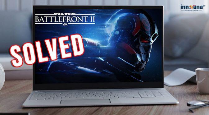 Star Wars Battlefront 2 Crashing