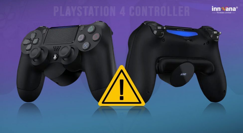 PlayStation 4 Controller Connection Issues
