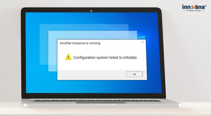 Configuration System Failed To Initialize Windows 10 [Solved Easily]