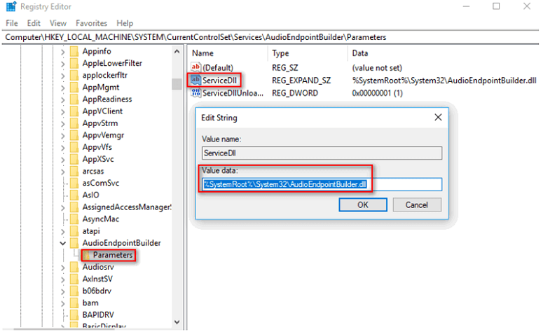 Make Changes in the Registry-1