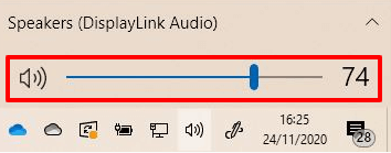 Try Tweaking the PC's Volume
