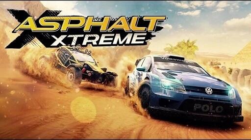 Asphalt Xtreme- offline racing games with stunning graphics