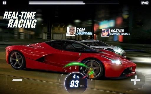 CSR Racing 2- best offline racing games for Android