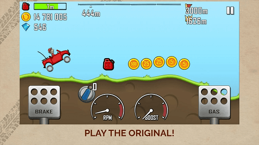 Hill Climb Racing- Best offline racing game for Android