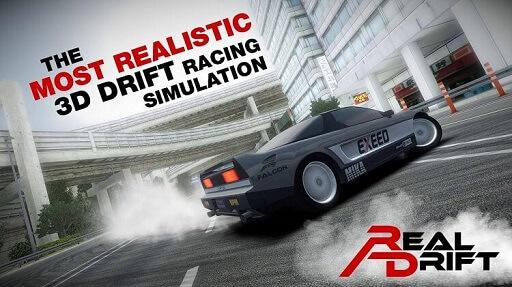 Real Drift Car Racing- best offline racing games for people