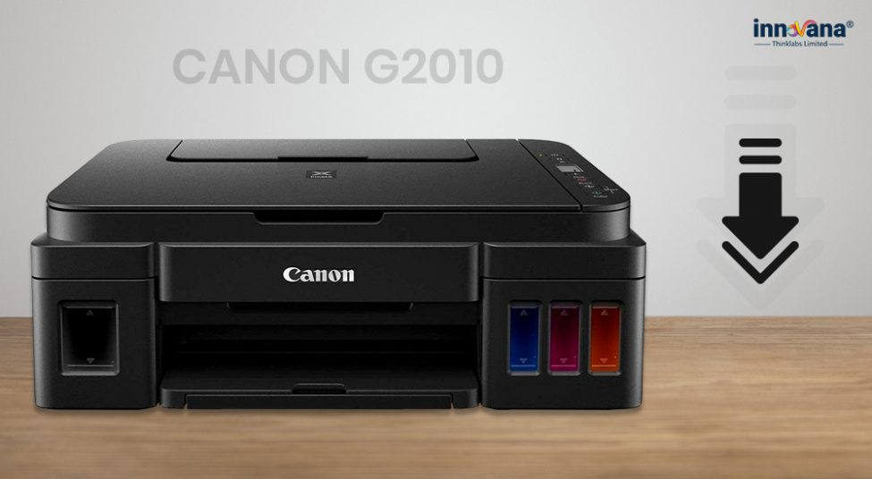 How to Download Canon G2010 Driver on Windows