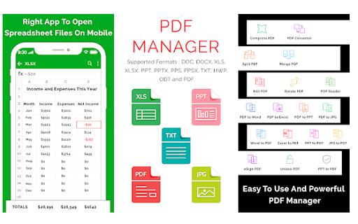 Fast PDF Converter and PDF Reader