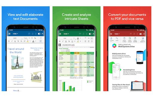 OfficeSuite- Best Free PDF Edior