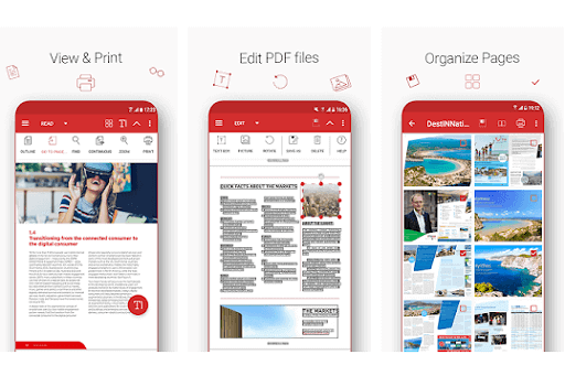 PDF Extra-Free PDF editor apps for android