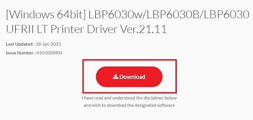 Click the big red download button