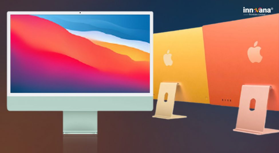 Apple Introduces New iMac Featuring Breakthrough M1 chip, Vibrant Colors, & Stunning 4.5K Retina Display