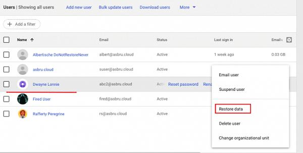 Undelete files from Google Drive- restore data