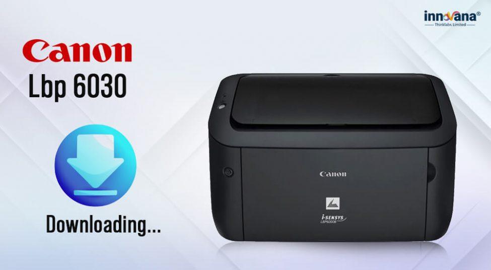 download driver canon lbp 6030