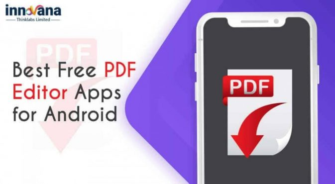 Best Free PDF Editor Apps for Android