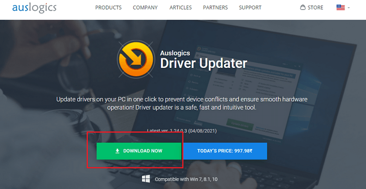How to Download and Install Auslogics Driver Updater