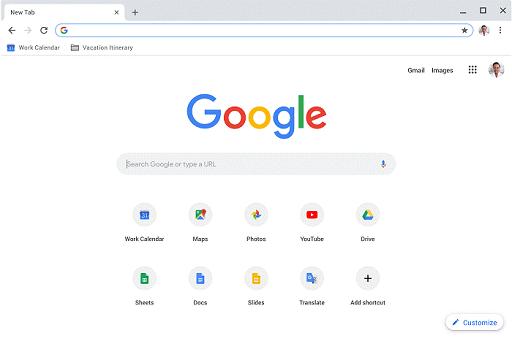 Google Chrome - Fastest Windows Browser