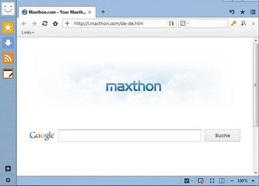 Maxthon – Fastest Windows Browser