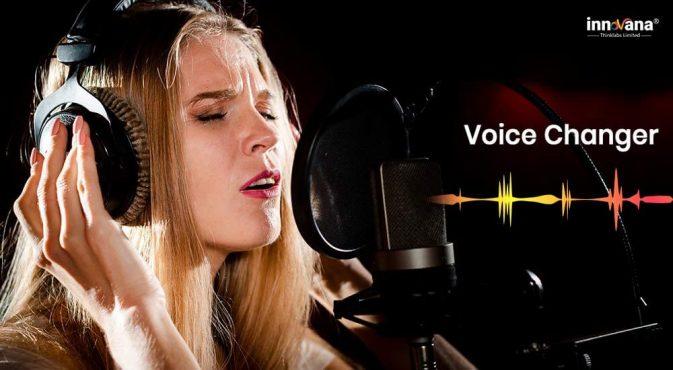 Windows 10 voice changer