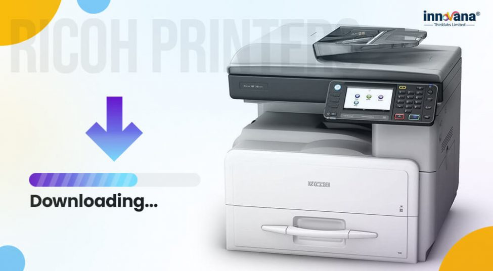 How to Download & Update Ricoh Printer's Drivers