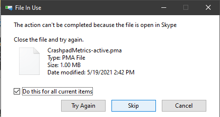 Delete the Temporary Files on the System-2