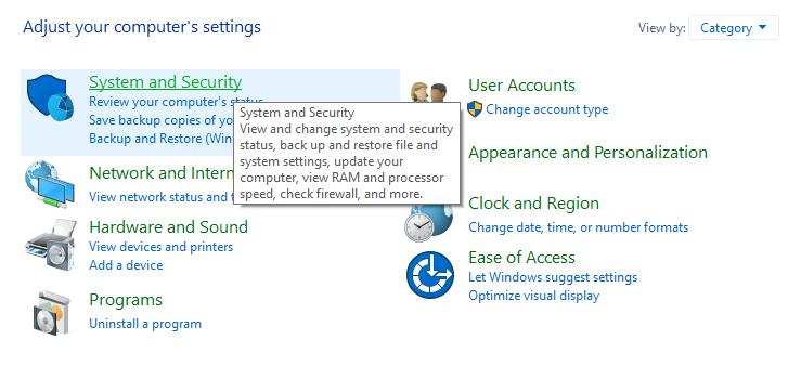 Turn Off the Windows Defender or Antivirus-1