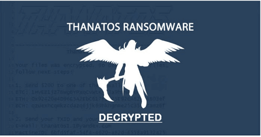 Thanatos Ransomware