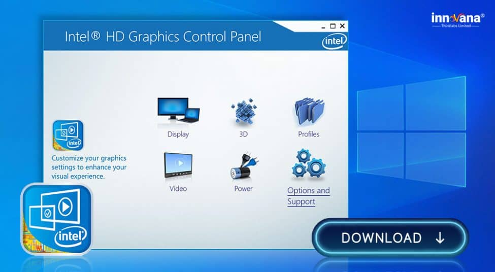 How to Download Intel HD Graphics Control Panel on Windows 10
