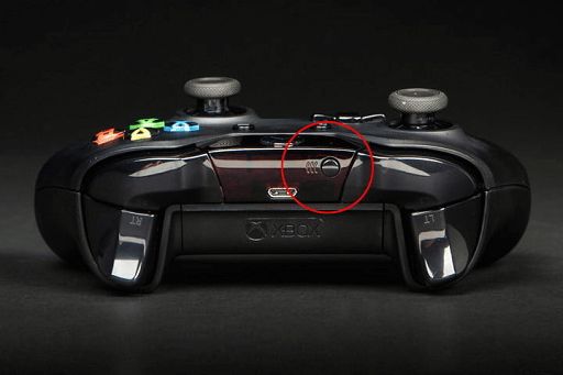 Connect your controller again to the console - press the console button