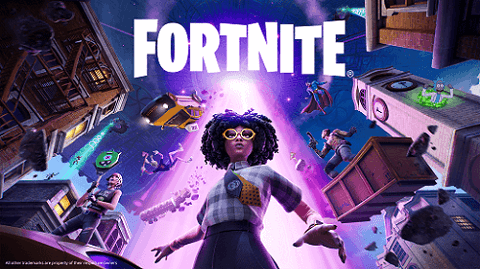 Fortnite- best free online multiplayer game for PC