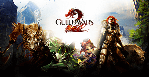 Guild Wars2 - multiplayer online game for PC