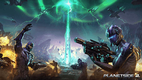 PlanetSide 2- the best online multiplayer games for PC
