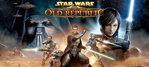 Star Wars The Old Republic- best free multiplayer games for PC