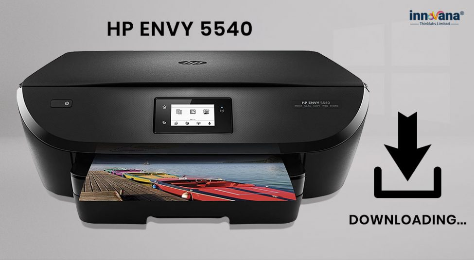 How to Download HP Envy 5540 Driver on Windows 10