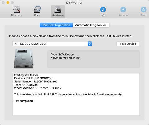 DiskWarrior 5- Best App To Clean Mac