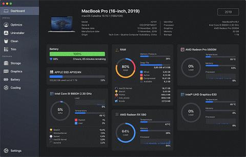 Sensei- Best Mac Memory Cleaner
