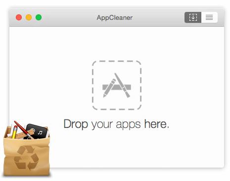 AppCleaner- Best Mac Memory Cleaner
