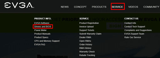 Download-the-EVGA-drivers-from-the-companys-website
