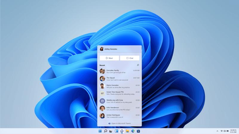 Integrated Microsoft Teams App