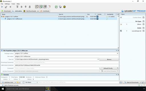 JDownloader 2- great IDM alternative