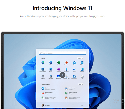 Download and Install Windows 11 from the Microsoft Website