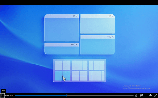 Features of the All-New Windows 11- Cascading Windows