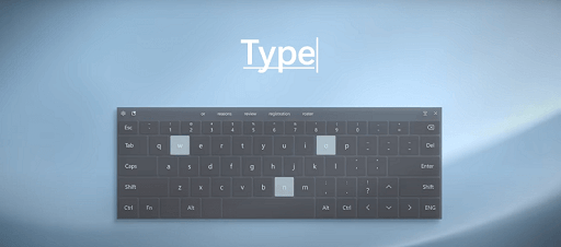 Features of the All-New Windows 11- Multiple Typing Modes-