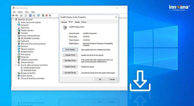 Download Intel(R) Display Audio Drivers