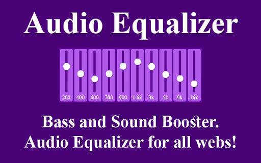 EQ Audio Equalizer- best free audio sound equalizer