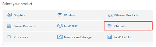 Download the SMBus Controller driver from Intel