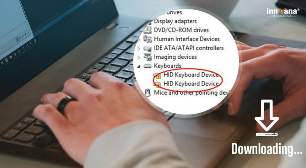 How to Download HID Keyboard Device Drivers for Windows 10, 8, 7