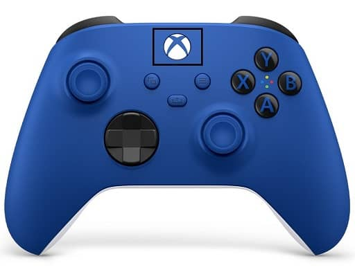 Update the Operating System of Xbox One - Press control button